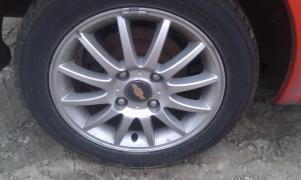 alloy wheels to 15 latsetti