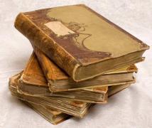 Антиквариат: иконы, шкатулки, книги, награды, серебро и др