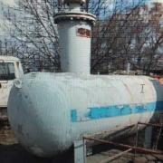 Бочка аміачна, ресивер, газгольдер, цистерна 40 м, Верстат 1К62