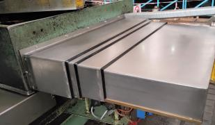 Cable ducts, telescopic protection, chip conveyors