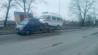 Эвакуатор УКРАИНА