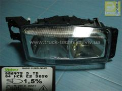 Headlight Renault