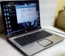 Игровой ноутбук HP Pavillion DV6700 (в хорошем состоянии)