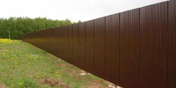 Installation and repair of fences. Kharkiv and region