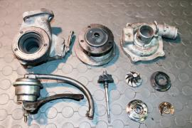 Качественный ремонт карданов в заводских условиях, балансировка