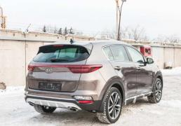 Kia Sportage IV Facelift 2.4 AT (184 HP)4WD Luxe
