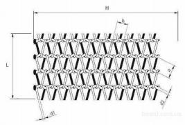 Manufacturer of mesh conveyor, conveyor, for glazing