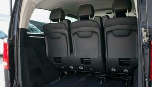 Mercedes-Benz V 250 Edition, DAB 7 Sitze Leder Standhzg EU6