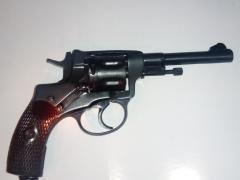 Револьвер Наган Гром под патрон флобера
