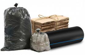 Скупка вторсировини (плівка, макулатура, пластмаса)