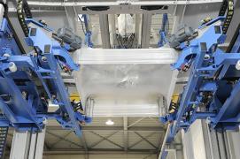 Stretch Hood система, оборудование для упаковки в стрейч-худ пле