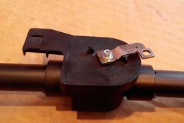 The heater valve MAN L2000, LE