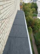 Urgent repair of slate and soft roofs