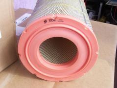 Воздушный фильтр MAN L2000 (c резиновым дном)