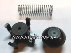 Запобіжний клапан масляного фільтра Mercedes Atego 000180